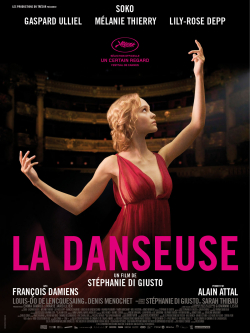 La danseuse - wallpapers.