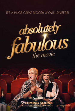 Absolutely Fabulous: The Movie - wallpapers.