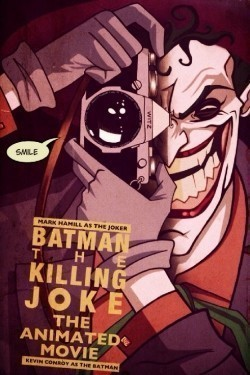 Batman: The Killing Joke - wallpapers.