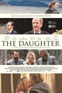 The Daughter pictures.