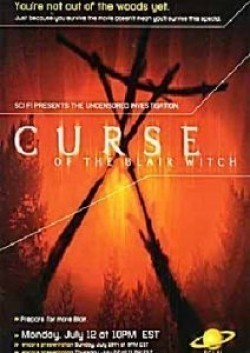 Curse of the Blair Witch - wallpapers.