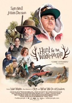 Hunt for the Wilderpeople pictures.