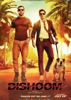 Dishoom pictures.