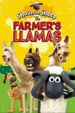 Shaun the Sheep: The Farmer's Llamas - wallpapers.