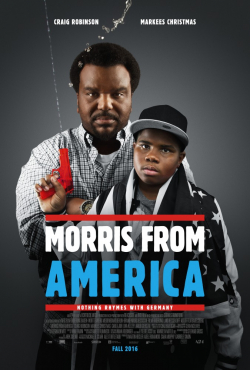 Morris from America - wallpapers.