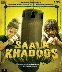 Saala Khadoos - wallpapers.