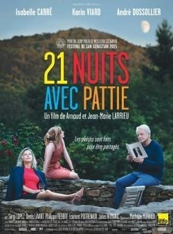 Vingt et une nuits avec Pattie - wallpapers.