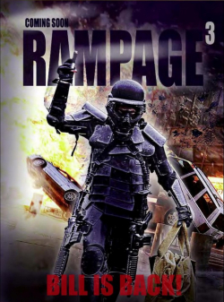 Rampage: President Down - wallpapers.