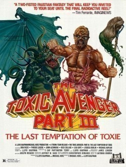 The Toxic Avenger Part III: The Last Temptation of Toxie - wallpapers.