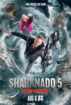 Sharknado 5: Global Swarming - wallpapers.