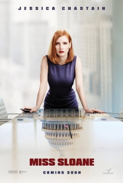 Miss Sloane - wallpapers.