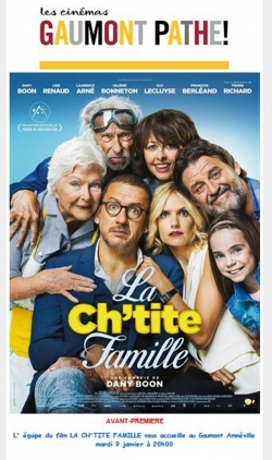 La ch'tite famille - wallpapers.