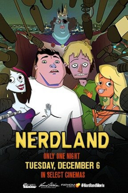 Nerdland - wallpapers.