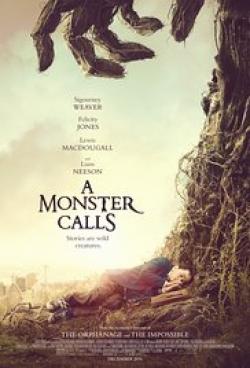 A Monster Calls - wallpapers.