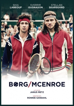 Borg McEnroe - wallpapers.