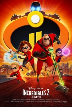Incredibles 2 pictures.