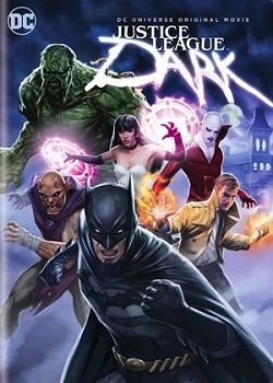 Justice League Dark - wallpapers.