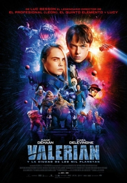 Valerian and the City of a Thousand Planets - wallpapers.