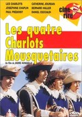 Les quatre Charlots mousquetaires - wallpapers.