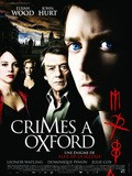 Oxford Murders - wallpapers.