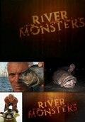 River monsters: Giant Alligator Gar - wallpapers.