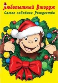 Curious George 3: A Very Monkey Christma - wallpapers.