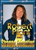 Robert Plant and the Strange Sensation - wallpapers.