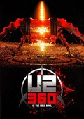 U2 - 360° At The Rose Bowl - wallpapers.