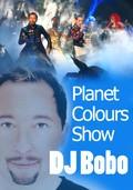 DJ Bobo - Planet Colours Show - wallpapers.