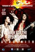 Aerosmith: Rock for the Rising Sun - wallpapers.