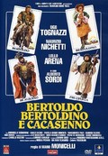 Bertoldo, Bertoldino e... Cacasenno - wallpapers.