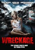 Wreckage pictures.