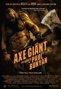Axe Giant: The Wrath of Paul Bunyan - wallpapers.