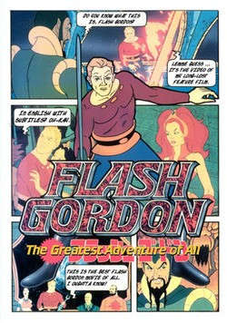 Flash Gordon: The Greatest Adventure of All - wallpapers.