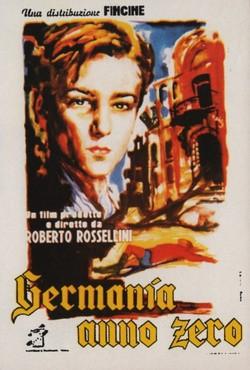 Germania anno zero - wallpapers.