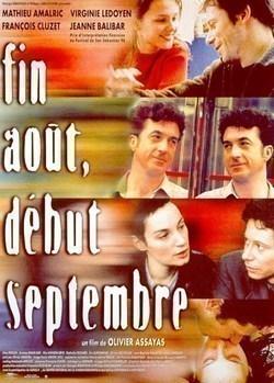 Fin août, début septembre - wallpapers.