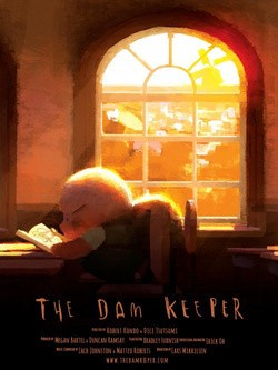 The Dam Keeper pictures.
