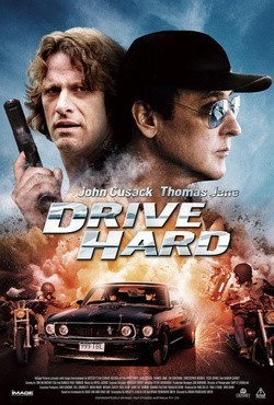 Drive Hard pictures.