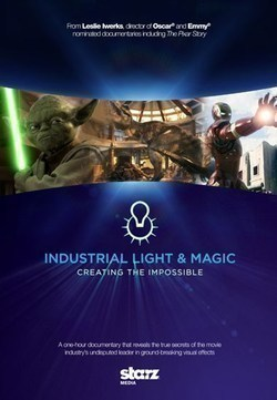 Industrial Light & Magic: Creating the Impossible pictures.