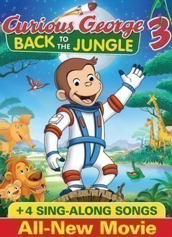 Curious George 3: Back to the Jungle pictures.