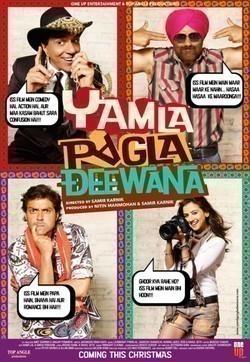 Yamla Pagla Deewana pictures.