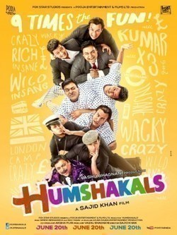 Humshakals - wallpapers.