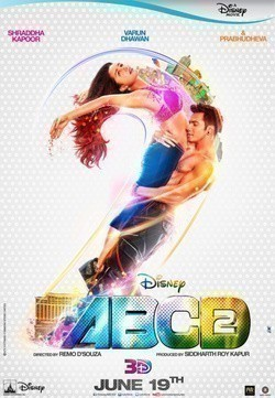ABCD 2: Any Body Can Dance - wallpapers.