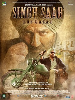 Singh Saab the Great - wallpapers.