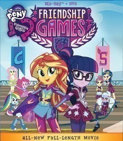 My Little Pony: Equestria Girls - Friendship Games pictures.