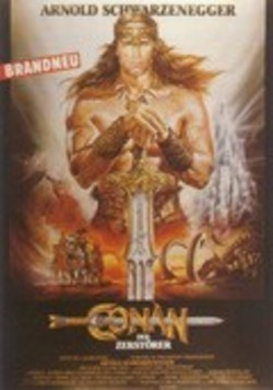 Conan the Destroyer pictures.