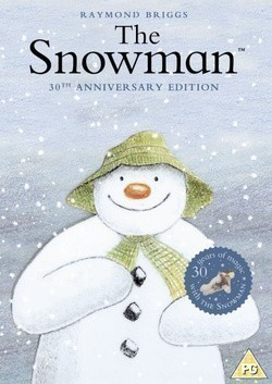 The Snowman - wallpapers.