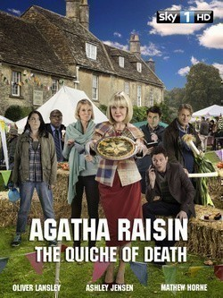 Agatha Raisin: The Quiche of Death pictures.