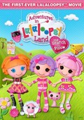 Adventures in Lalaloopsy Land: The Search for Pillow - wallpapers.