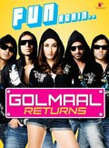 Golmaal Returns - wallpapers.